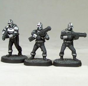Cult TV Miniatures: Argonauts Mk2 Armed II (3)