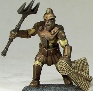 Cult TV Miniatures: Argonaut Mk3 Weapon Arms (6)