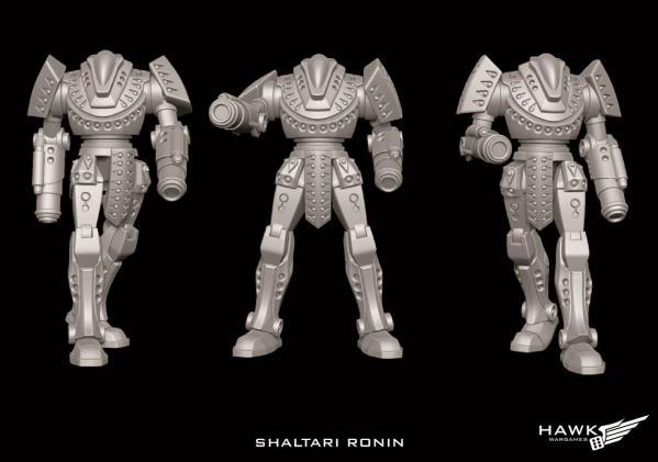 (Shaltari Tribes) Ronin
