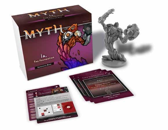 Myth: IA, the foundation