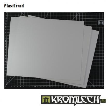 Kromlech Accessories: Plasticard 1mm (1)