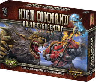 Warmachine: High Command Rapid Engagement (1)
