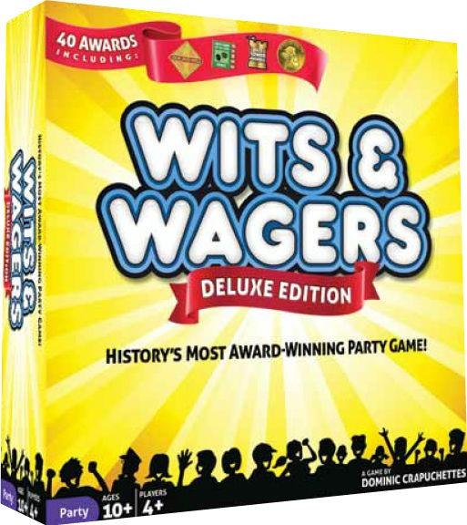 Wits & Wagers: Deluxe Edition