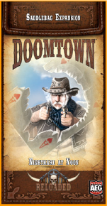 Doomtown Reloaded ECG: Nightmare At Noon (Saddlebag Expansion)