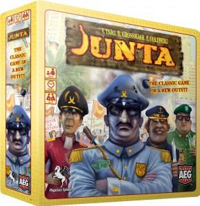 Junta - The Classic Game in a New Outfit