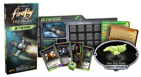 Firefly Expansion: Jetwash