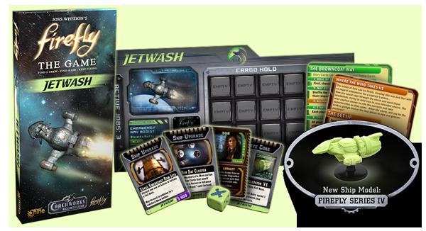 Firefly Expansion: Jetwash