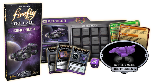 Firefly Expansion: Esmeralda