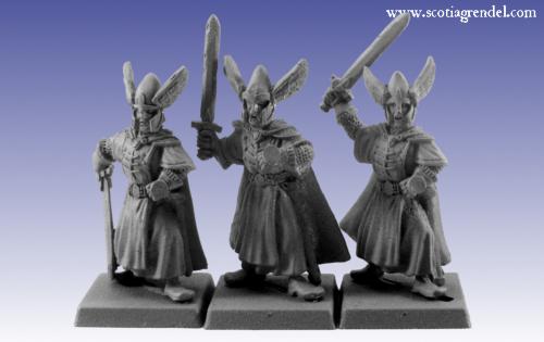 28mm Fantasy: Western Swordsmen II