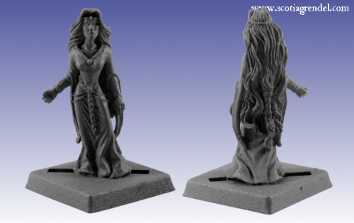 28mm Fantasy: Lady Nete