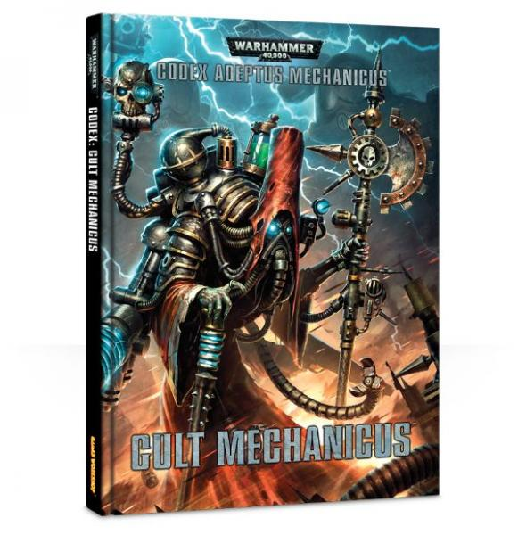Warhammer 40K: Cult Mechanicus Codex