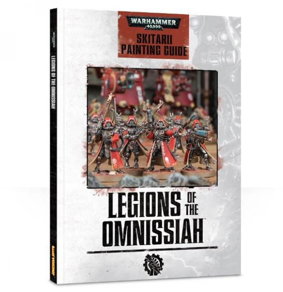 Painting Guide: Legions of the Omnissiah (Skitarii)
