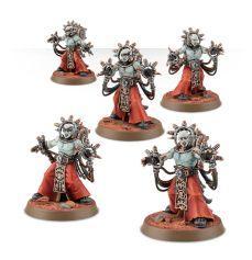 Warhammer 40K - Adeptus Mechanicus: Electro-Priests