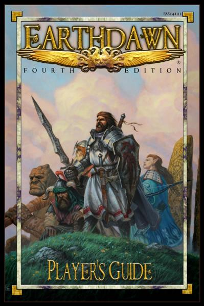 Earthdawn RPG 4th Edition: Player's Guide