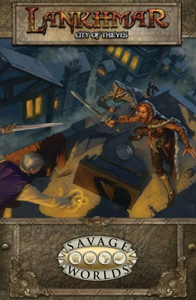 Savage Worlds RPG: Lankhmar City Of Thieves Limited Edition (HC)