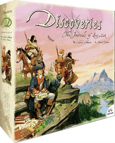 Discoveries: The Journals of Lewis & Clark Game