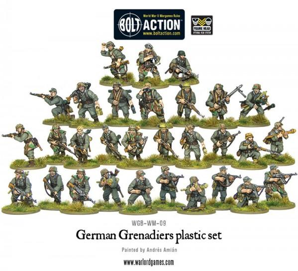 (German) Grenadiers