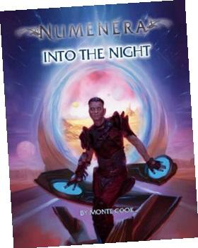 Numenera RPG: Into The Night