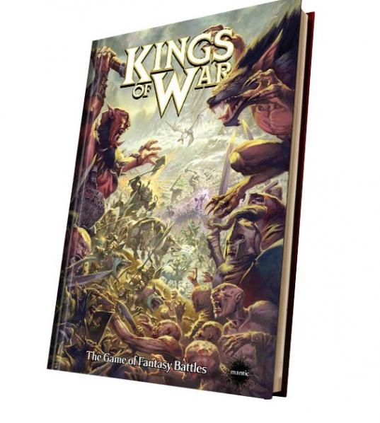 Kings Of War, 2nd Edition: Rulebook (HC)