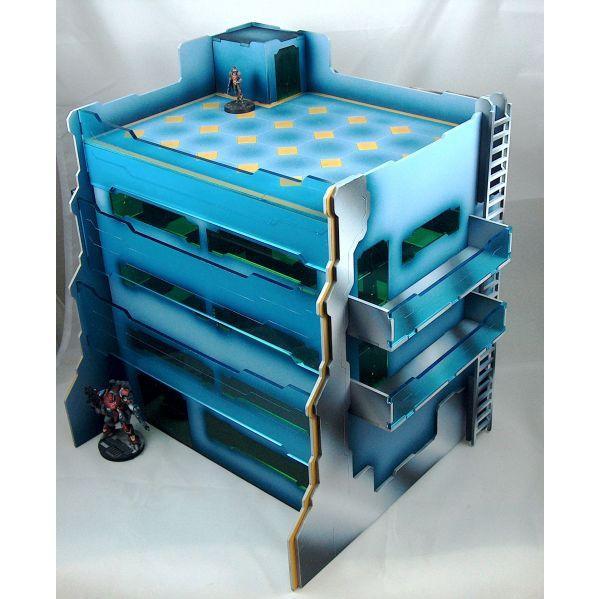 Bandua Accessories: Tlaloc Apartment