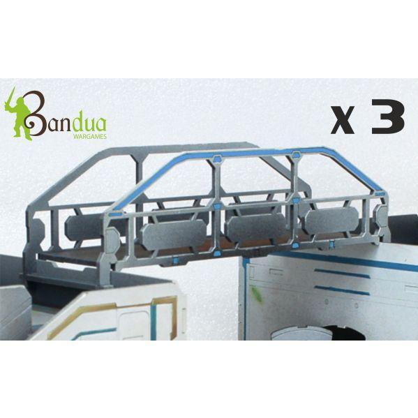 Bandua Accessories: Alpha Series brige Pack (3)
