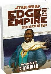 Edge of the Empire RPG: Signature Abilities Specialization Deck - Charmer