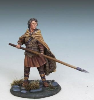 George R.R. Martin Masterworks: Osha, Female Wildling w/Spear