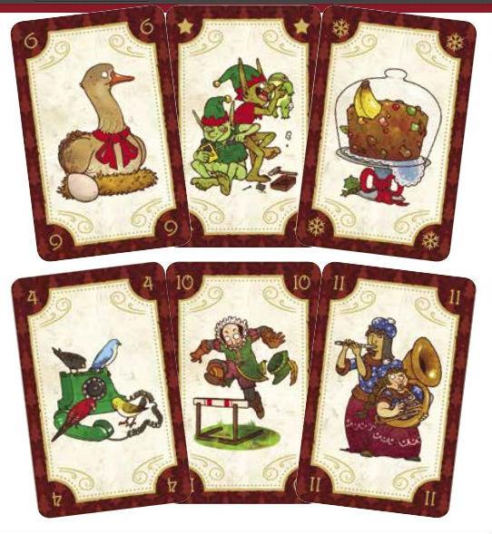 [Osprey Games] Secret Santa: A Card Game Of Festive Feuds