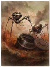 [Dark Osprey] War Of The Worlds: The Anglo-Martian War Of 1895
