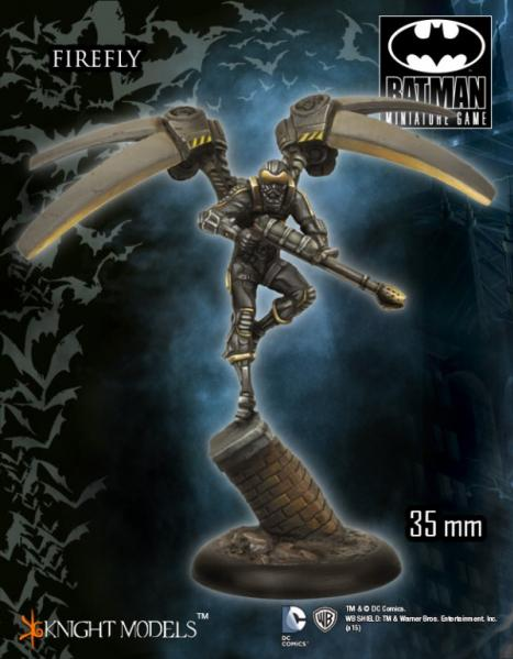 Batman Miniature Game: Firefly