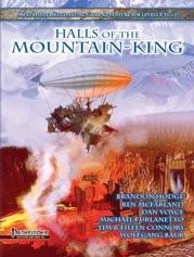 Halls of the Mountain King: Pathfinder Roleplaying Game Edition