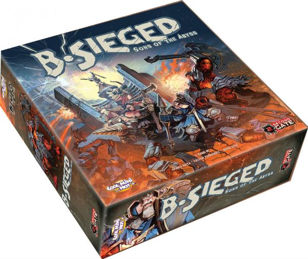 B-Sieged (Core Game)