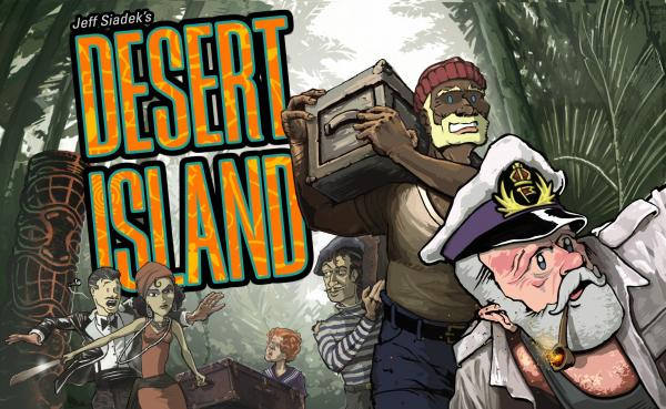 Desert Island: The card game of survival