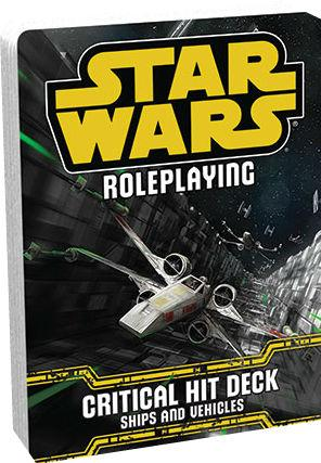 Star Wars RPG: Critical Hit Deck