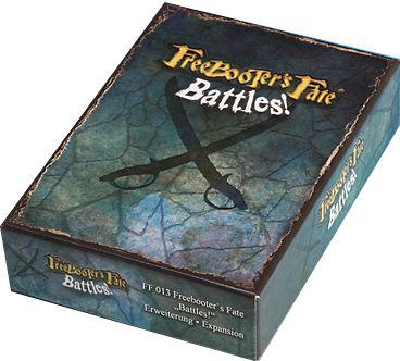 Freebooter's Fate: Freebooter's Fate Battles