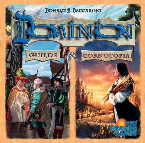 Dominion Expansion: Cornucopia and Guilds Combo