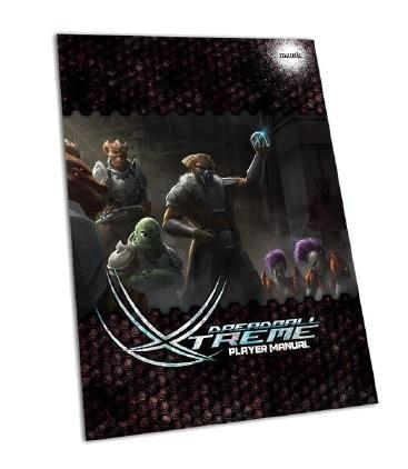 DreadBall Xtreme Players Manual