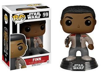 Pop! Star Wars: EP7: Finn