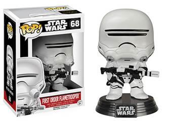 Pop! Star Wars: EP7: First Order Flametrooper