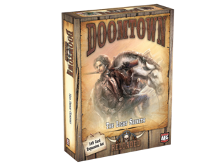Doomtown Reloaded ECG: The Light Shineth (Saddlebag Expansion)