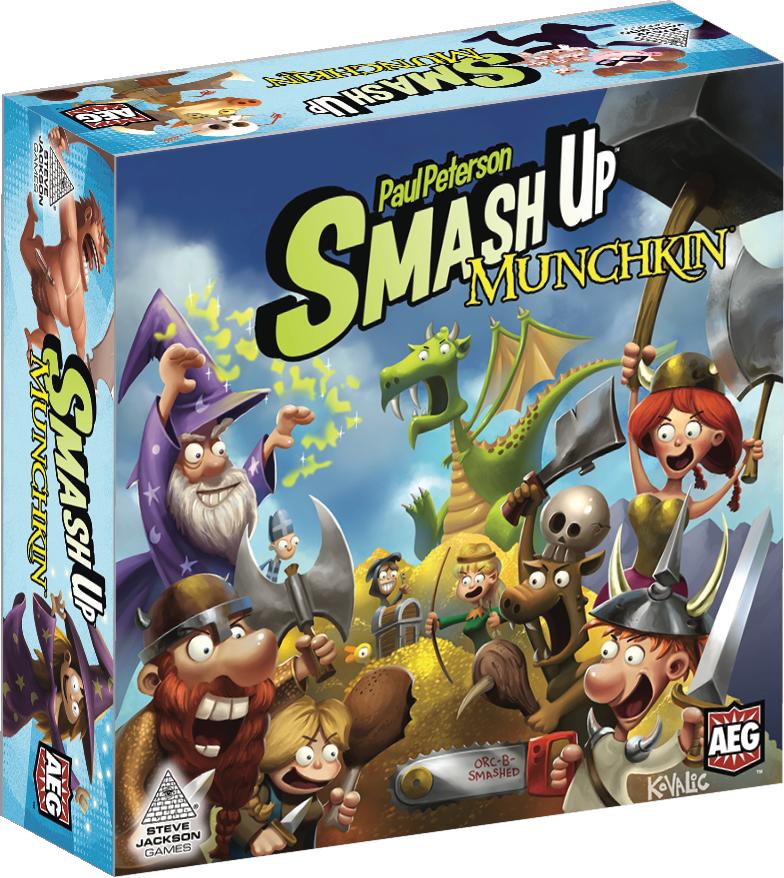 Smash Up: Munchkin (Expansion)