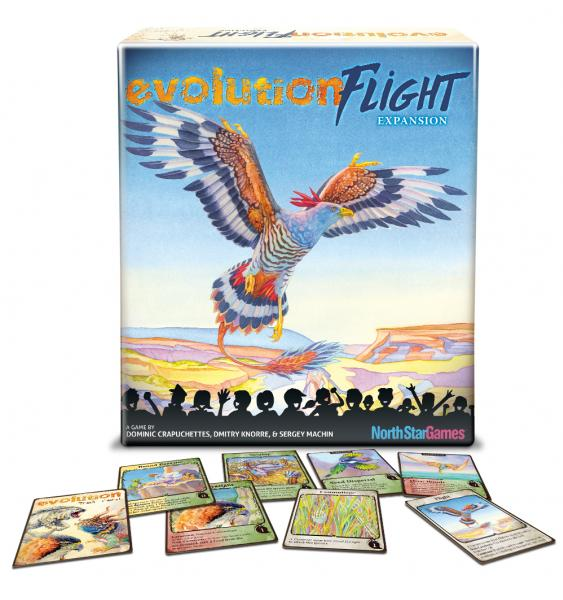 Evolution: Flight Expansion