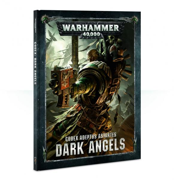 Warhammer 40K: Dark Angels Codex (HC)