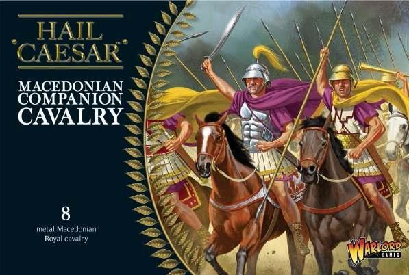 Hail Caesar: Macedonian Companion Cavalry