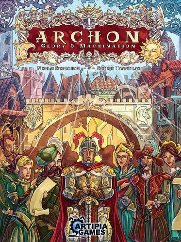 Archon - Glory and Machination