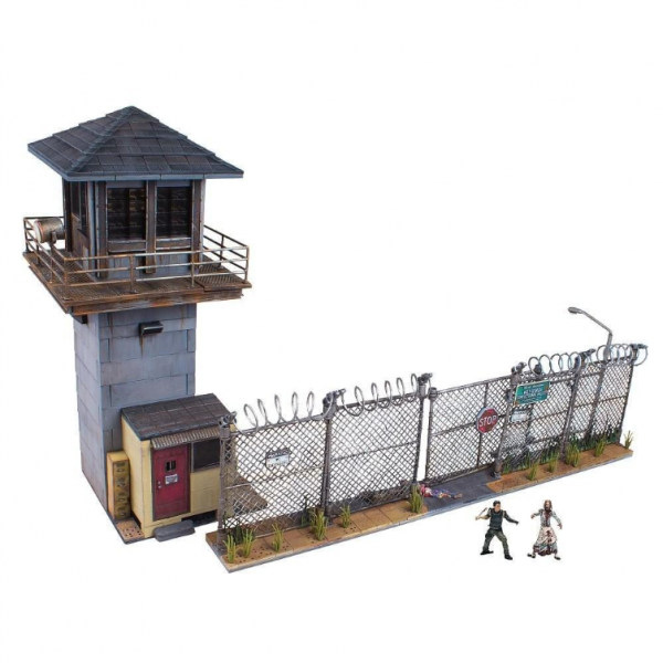 Walking Dead Prison Set [LIMIITED QUANTITIES]