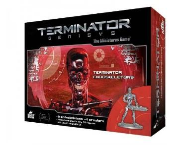 Terminator Genisys: Endoskeletons