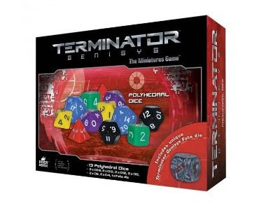 Terminator Genisys: Dice Pack