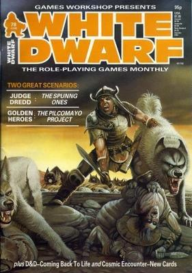 White Dwarf Weekly Issue 78