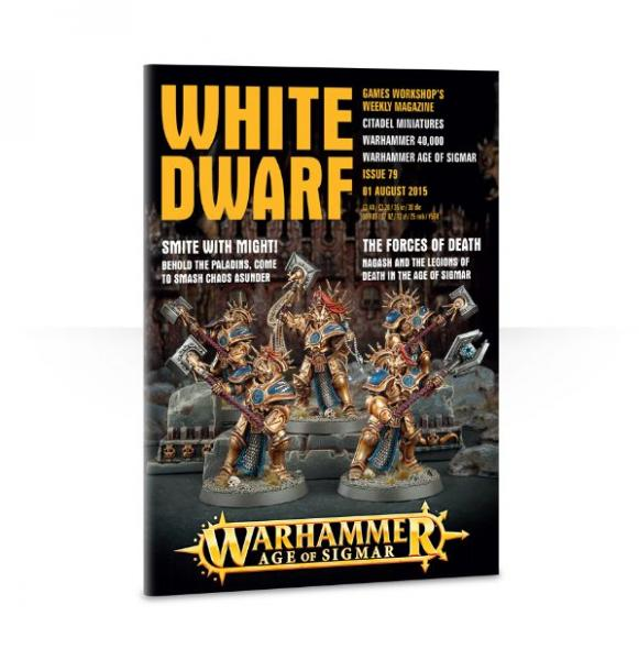 White Dwarf Weekly Issue 79